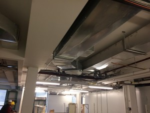duct work and sheet metal