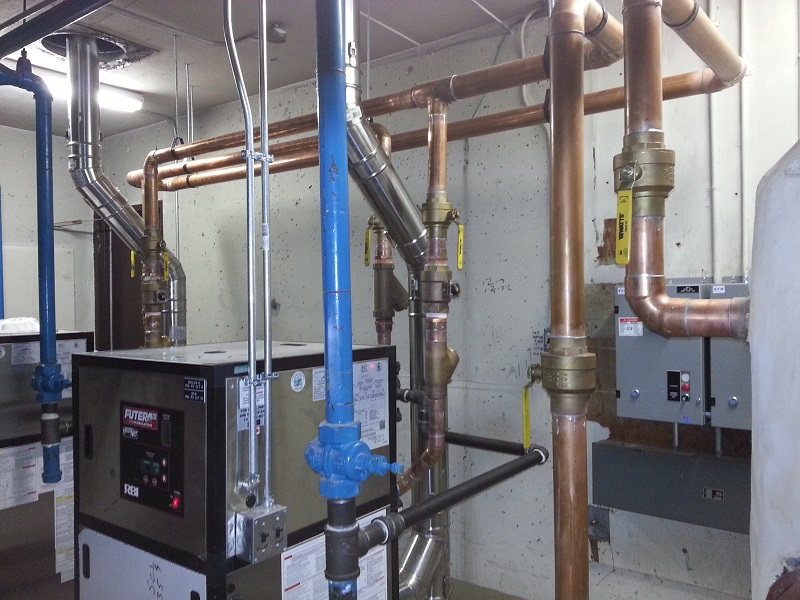 Boiler Installation | Cynergy Mechanical Ltd.