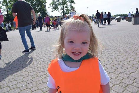Walk Walk to Make Cystic Fibrosis History