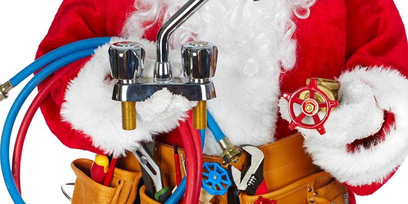 the holiday season is not a time that you want to start experimenting with plumbers